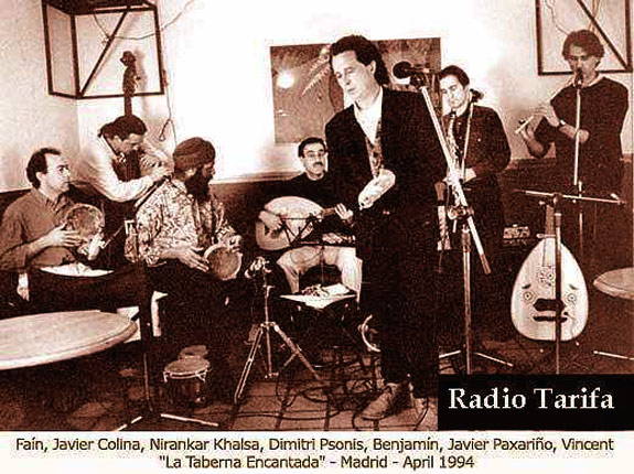 The Music of <b>Radio Tarifa</b>