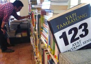 Harus disyukuri, meski hanya sekian persen dari isi kepala Yapi Tambayong [read more]