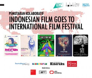 Pemutaran film kolaboratif #KolektifBandung di IFI Bandung [read more]