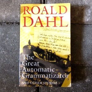 the great automatic grammatizator analysis Get this from a library the great automatic grammatizator and other stories [roald dahl] -- thirteen of roald dahl's most unexpected tales is it really possible to invent a machine that.