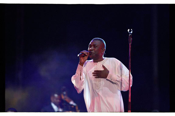 The Music of <b>Youssou N'dour</b>