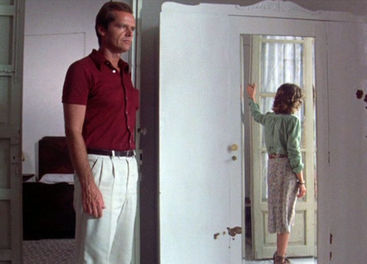 <b>The Passenger</b> | Michelangelo Antonioni, 1975