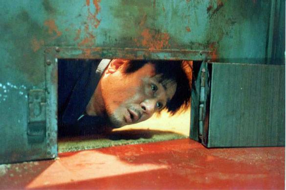 <b>Oldboy</b> | Park Chan-wook, 2003