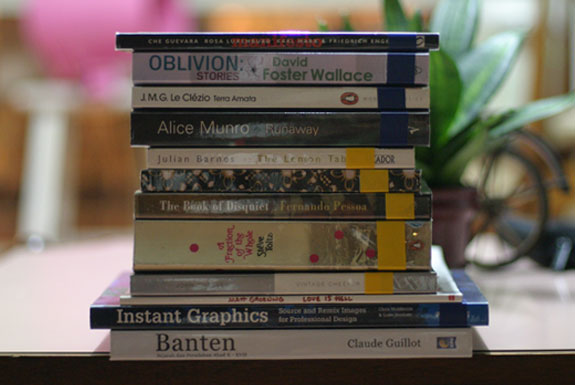 <b>Just Arrived! Books.</b> | March &#8211; April &#8217;09