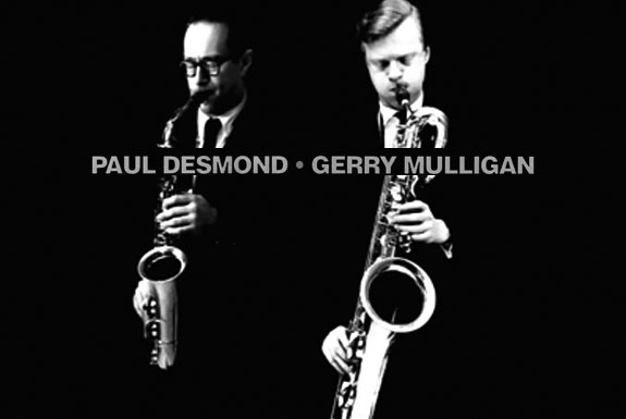 <b>Gerry Mulligan/Paul Desmond</b> Quartet