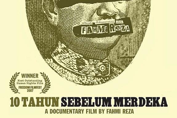 Film Screening: 10 Tahun Sebelum Merdeka
