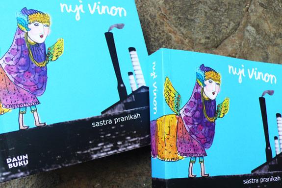 <b>Nyi Vinon</b>: Orang Biasa Menulis Kehidupan Langka