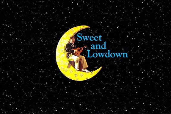 <b>Sweet and Lowdown</b>: Dokumentasi Biografi Fiktif