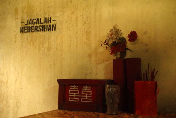 <b>Warisan Orang Tionghoa di Indonesia</b>