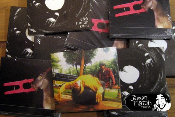 Rilisan <b>Jangan Marah Records</b> di Kineruku