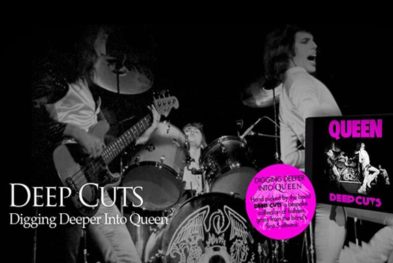 <b>Deep Cuts Vol. 1</b> 'Hidden Gems' Lima Album Pertama Queen