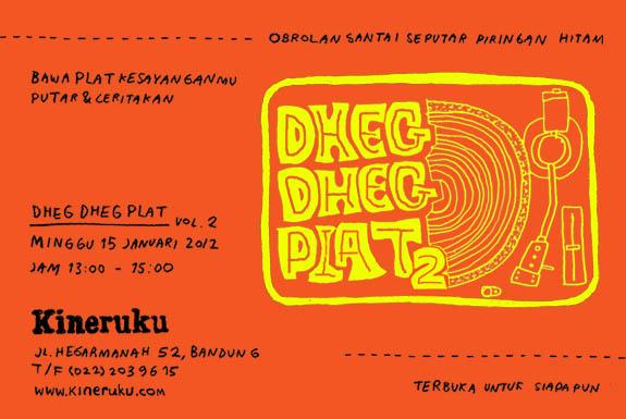 <b>Dheg Dheg Plat</b> Vol. 2