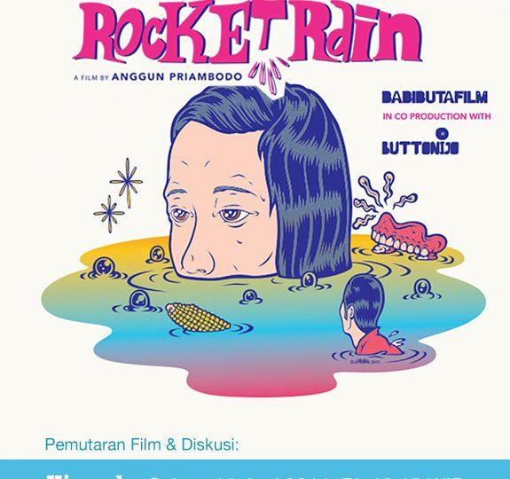 /pemutaran film/ Rocket Rain