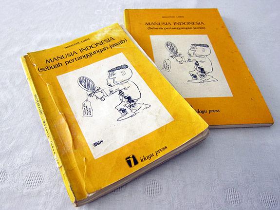 /resensi: buku/ Manusia Indonesia (Sebuah Pertanggungan Jawab)