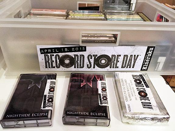 /kabar/ Rilisan Khusus Record Store Day 2015 di Kineruku