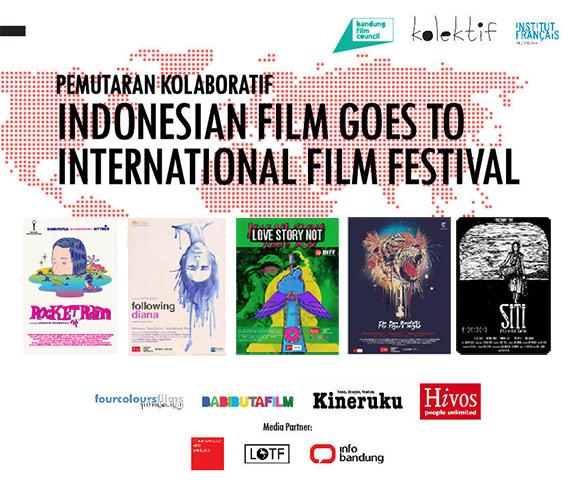 /kabar tetangga/ Pemutaran Film Kolaboratif di IFI Bandung