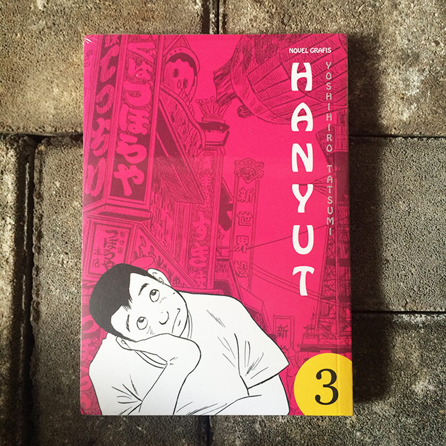 Hanyut - Novel Grafis Vol. 3 - Yoshihiro Tatsumi