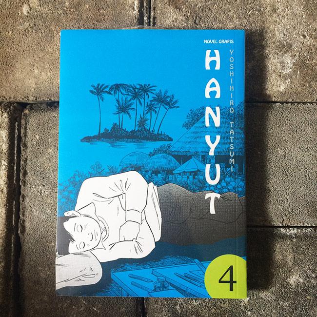 Hanyut - Novel Grafis Vol. 4 - Yoshihiro Tatsumi