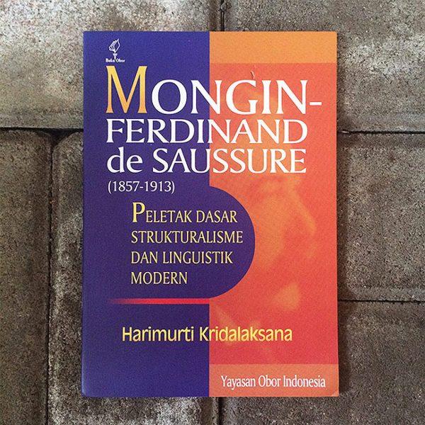 Mongin Ferdinand De Saussure - Harimurti Kridalaksana