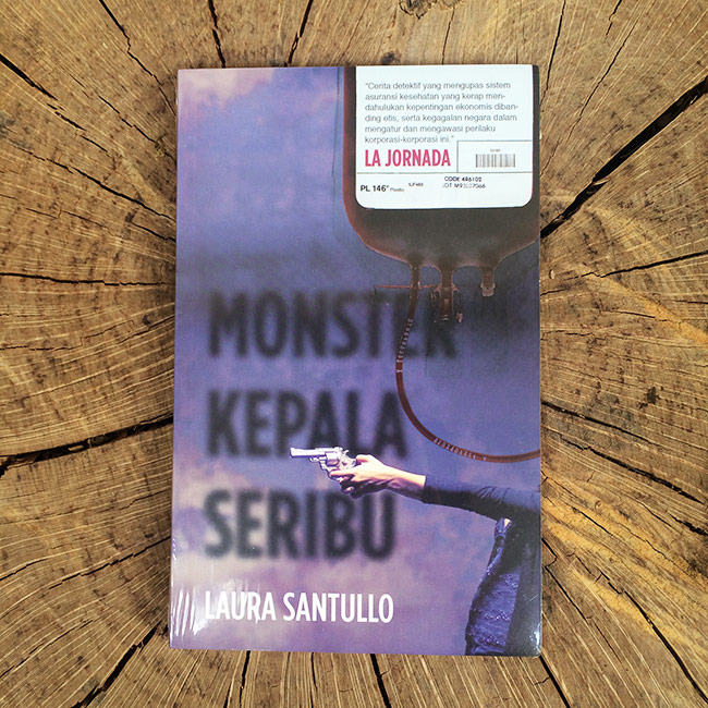 Monster Kepala Seribu - Laura Santullo
