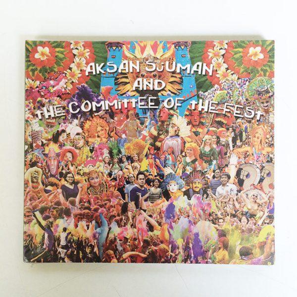 CD Aksan Sjuman And The Committee Of The Fest - Realitas Khayal