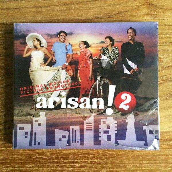 CD OST Arisan 2