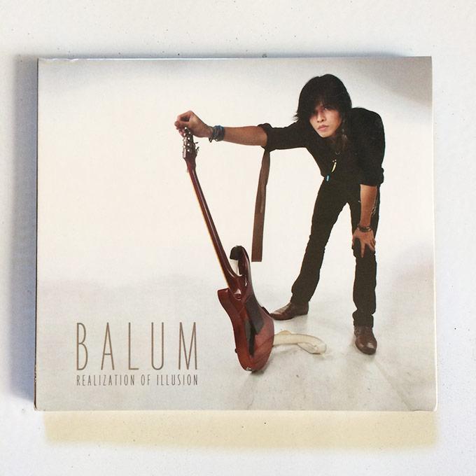 CD Balum - Realization of Illusion