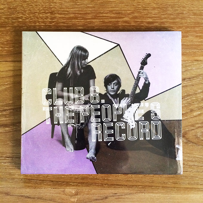CD Club 8 - The People's Record