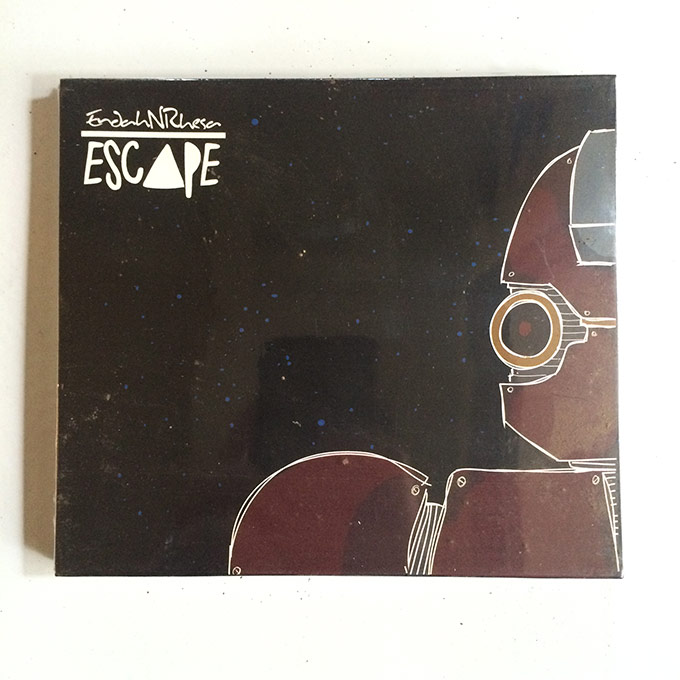 CD Endah N Rhesa - Escape