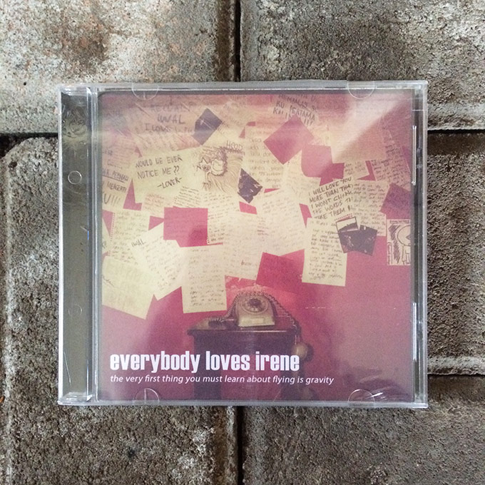 CD Everybody Loves Irene - The Very First Thing...
