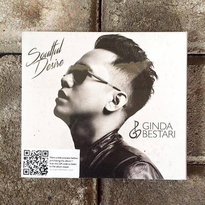 CD Ginda Bestari - Soulful Desire