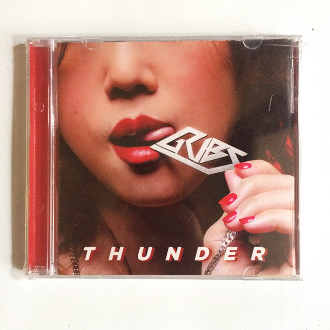 CD Gribs - Thunder