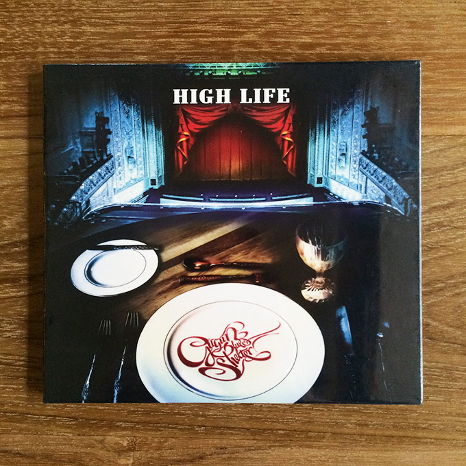 CD Gugun Blues Shelter - High Life
