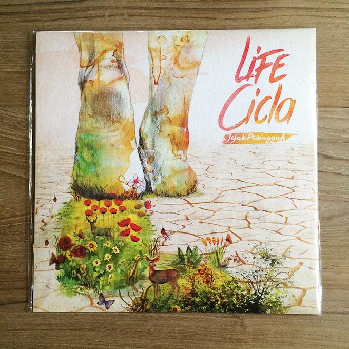 CD Life Cicla - Jejak Pesinggah