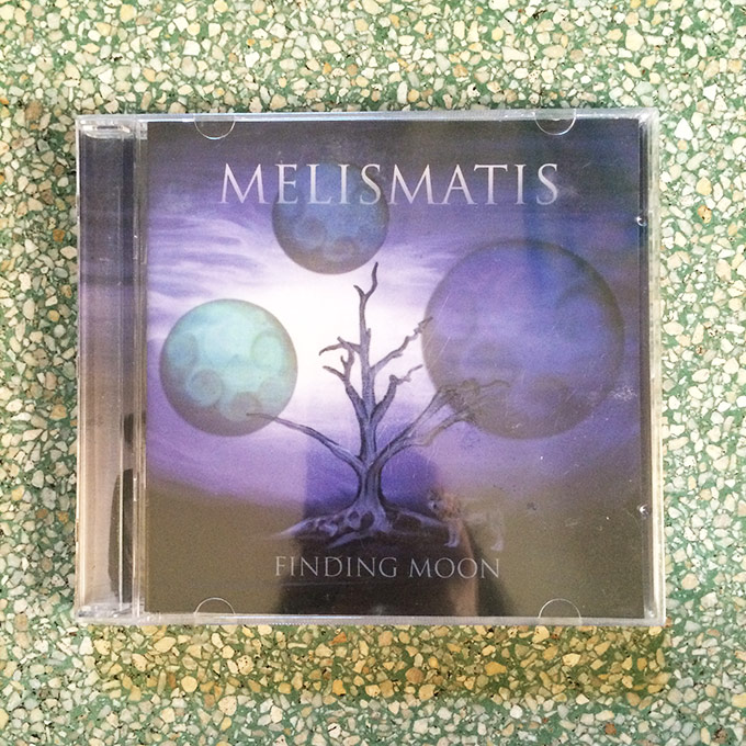 CD Melismatis  - Finding Moon