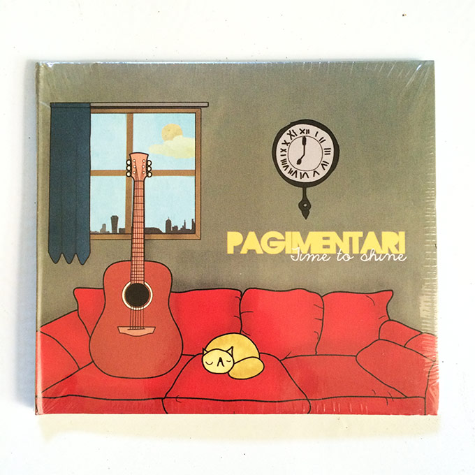 CD Pagi Mentari - Time To Shine