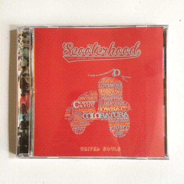 CD Scooterhood - United Souls