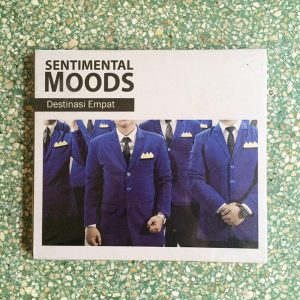 CD Sentimental Moods - Destinasi Empat