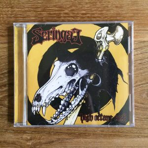 CD Seringai - High Octane Rock