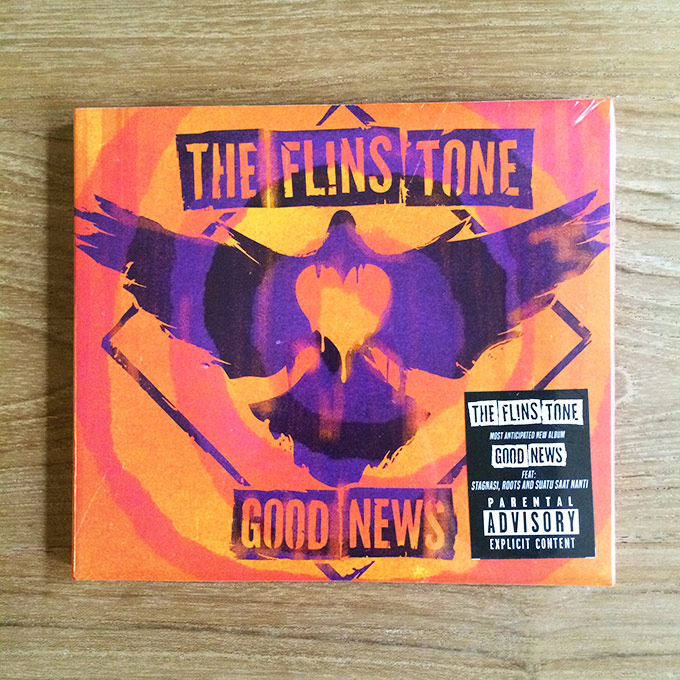 CD The Flins Tone- Good News