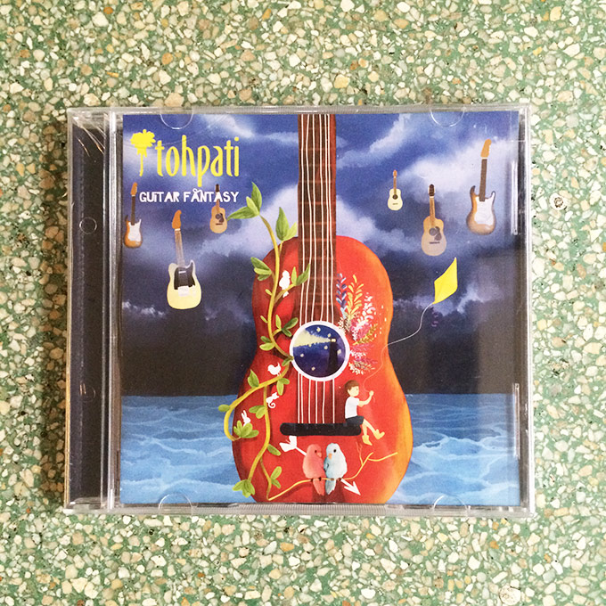 CD Tohpati - Guitar Fantasy