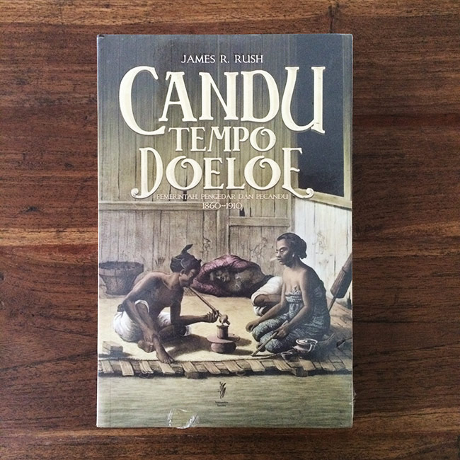 Candu Tempo Doeloe - James Rush
