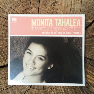 CD Monita Tahalea - Dream, Hope & Faith