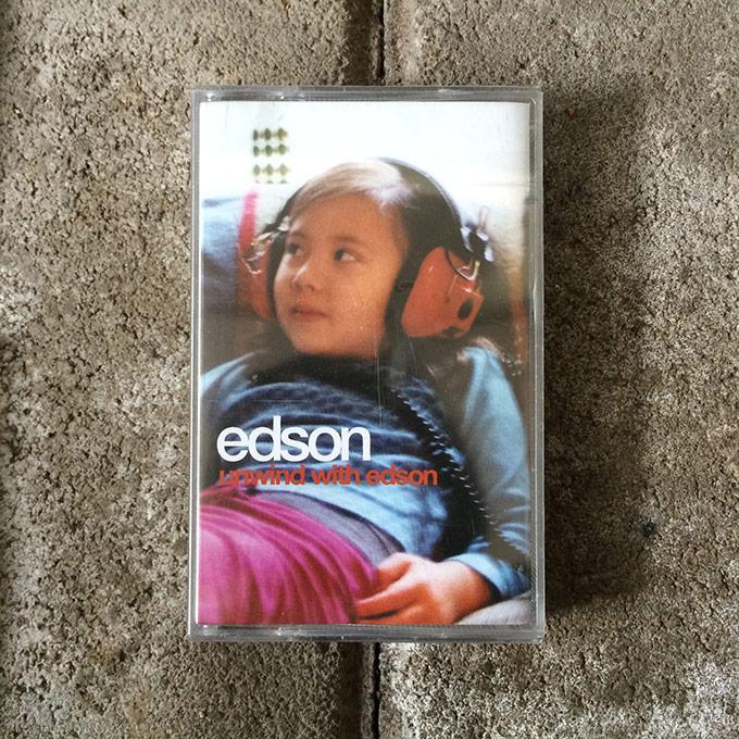 Kaset Edson - Unwind with Edson