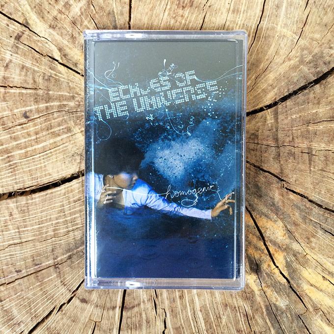Kaset Homogenic - Echoes of the Universe