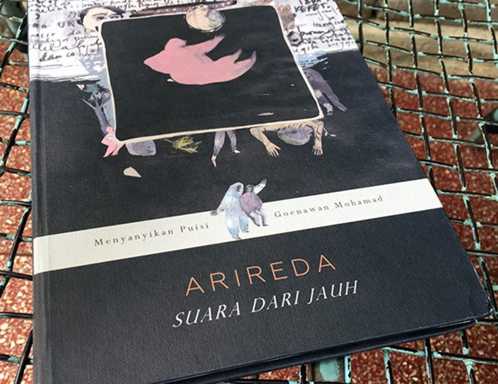 /etalase:/ CD Suara dari Jauh – AriReda