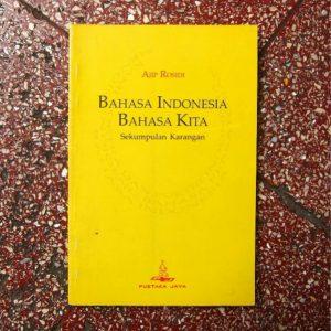 Buku - Bahasa Indonesia