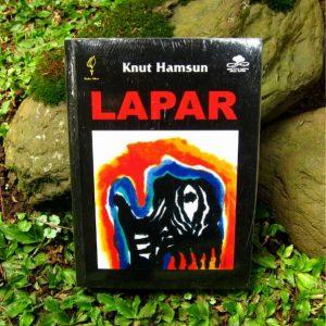 Buku - Lapar- Knut Hamsun