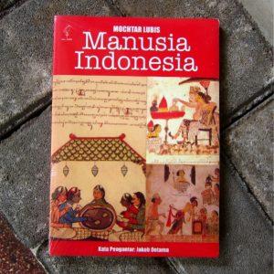 Buku - Manusia Indonesia - Mochtar Lubis