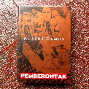 Buku - Pemberontak - Camus